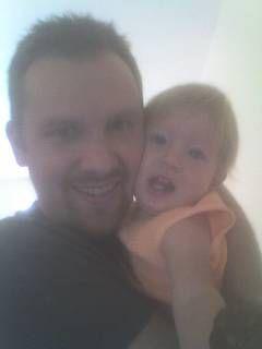 ashton and daddy