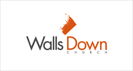 walls down logo