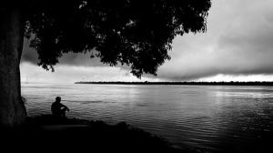 thinking-alone