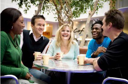 group-of-people-talking